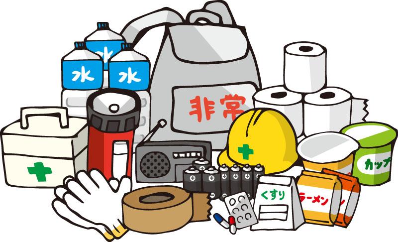地震が来る前に!準備すべき持ち物は?簡易トイレの作り方とやるべきこと