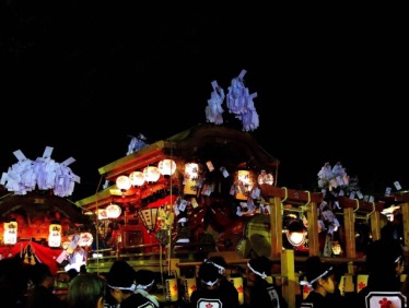 岸和田だんじり祭り2016!大会概要と、観覧席のチケット情報はココ!