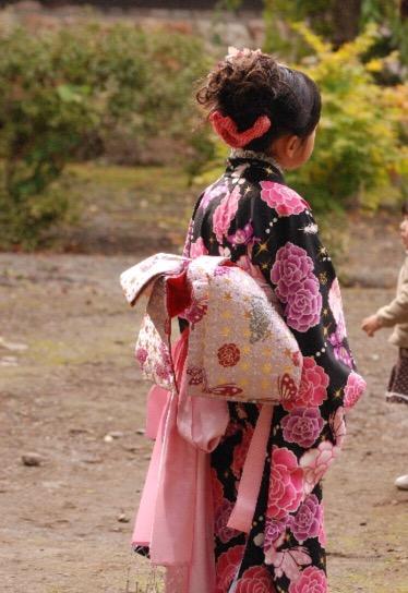 七五三の参拝時の子供の服装は?着物のレンタル方法や着付けの方法は?