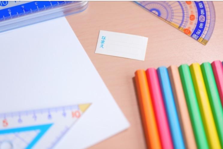 入学準備 名前は全ての持ち物に書く?ひらがなと漢字どっち?