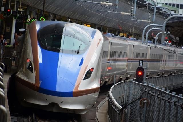新幹線に子連れで乗るときのコツ!必要な持ち物はコレ!