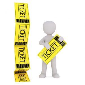 ディズニーオンアイスのチケットは何歳から必要?年齢確認はあるの?