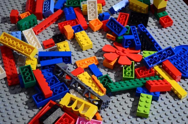 レゴやデュプロの掃除はどうする?洗い方を写真入りでご紹介♪